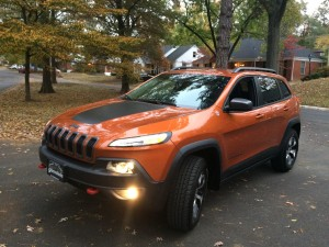 2015 Jeep Trailhawk